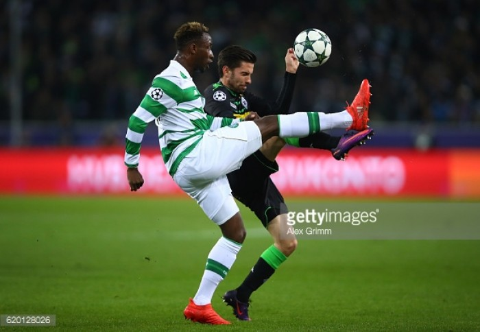 Borussia Mönchengladbach 1-1 Celtic: Dembélé penalty saves Celtic's European ambitions