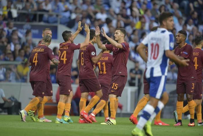 """Roma ok a Oporto, Spalletti: """"I cartellini ci hanno penalizzato"""""""