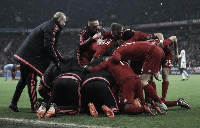 As estrelas desceram à terra: Barcelona e Bayern fecham o lote de elite rumo aos quartos