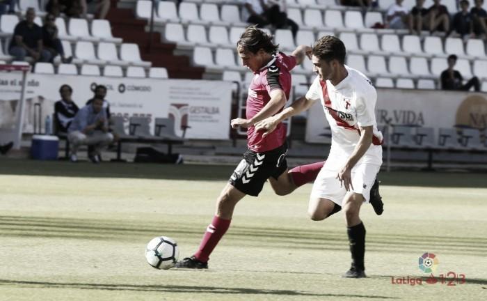 El Sevilla Atlético se sigue hundiendo