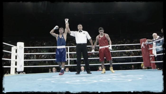 Río 2016: Martínez se despide con fallo un controversial