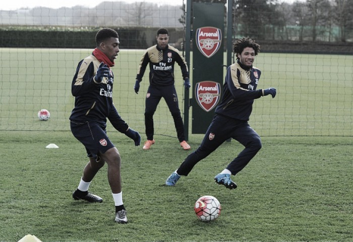 Elneny has proved he is ready, says Wenger
