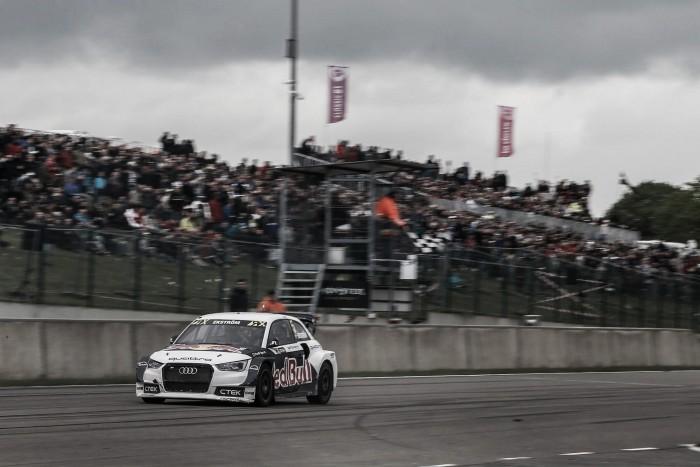Ekström sai da Bélgica com a segunda vitória no Mundial de Rallycross