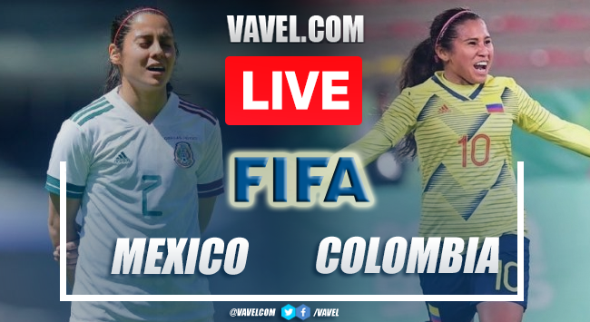 Goals and Highlights: Mexico 2-0 Colombia in Women's Friendly Game 2021