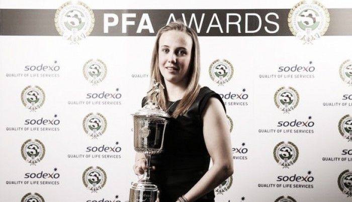 Sunderland's Mead wins PFA Women's Young Player of the Year
