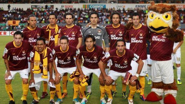 Resultado Estudiantes Tecos - Correcaminos en Ascenso MX 2014 (0-0)