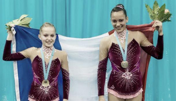 Les Mondiaux de Gymnastique Acrobatique :Le bilan Français