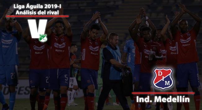 Deportivo Cali, análisis del rival: Independiente Medellín