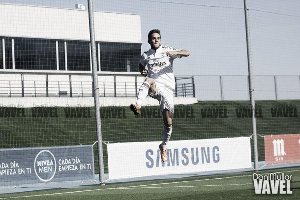 Bundesliga clubs monitoring Real Madrid starlet Álvaro Medrán
