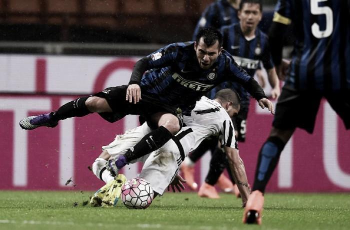 Buscando reabilitação, Inter recebe vice-líder Juventus no primeiro dérbi da temporada