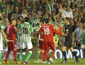 J31: Remontée incroyable du Betis dans un derby marqué par la polémique