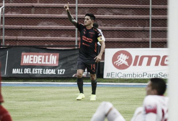 Puntuaciones en el Independiente Medellín tras su victoria ante Rionegro Águilas