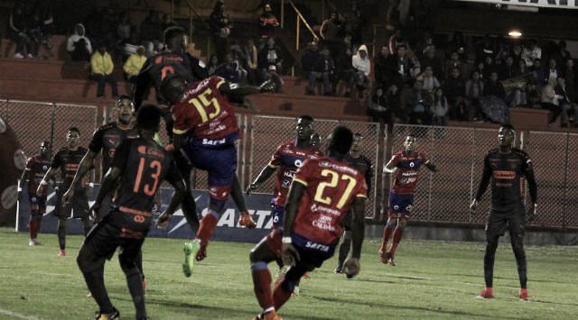 El DIM terminó su racha de victorias empatando con Deportivo Pasto