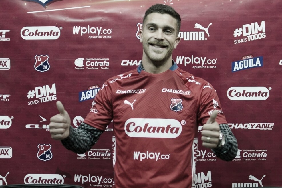 Adrián Arregui, primer refuerzo para el Independiente Medellín