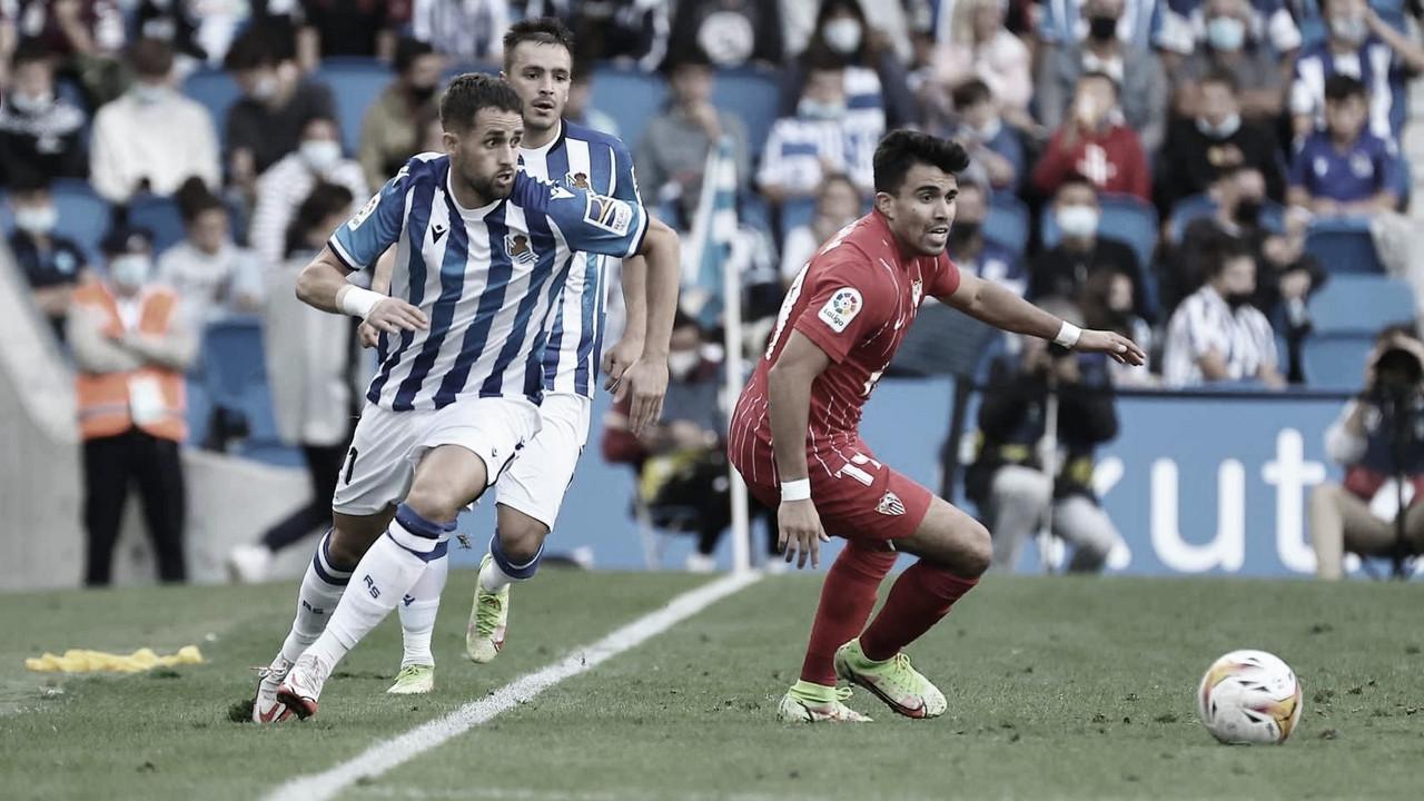 Empate a gafas entre Real y Sevilla