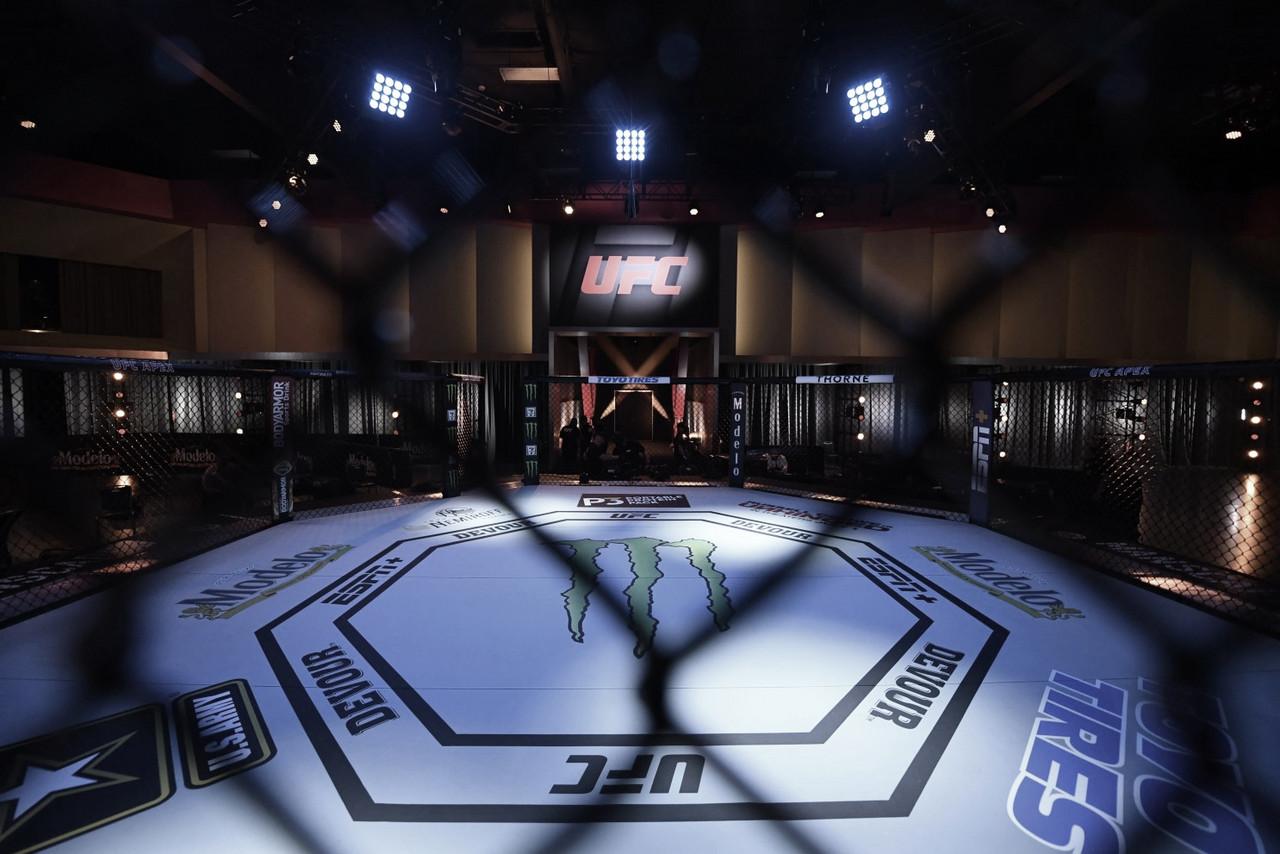 Pitolo, Dariush y Holland intentarán llevarse la victoria este sábado en el UFC Apex (Foto: Getty Images)