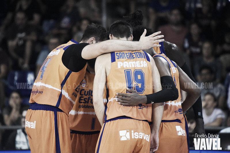 Previa Valencia Basket - Anadolu Efes: El Valencia quiere su estreno