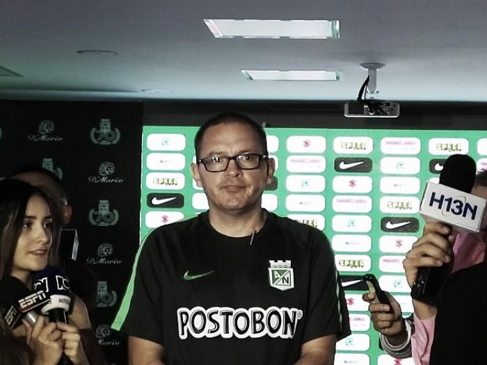 """Nelson Rodríguez: """"Clínicamente está más avanzado el caso de Jhon Édison Mosquera"""""""