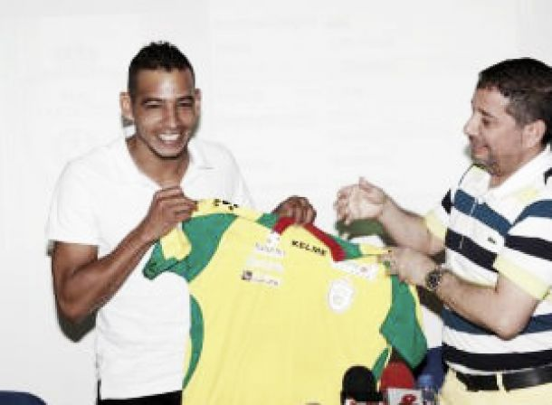 Wilder Medina es nuevo jugador del Real Cartagena