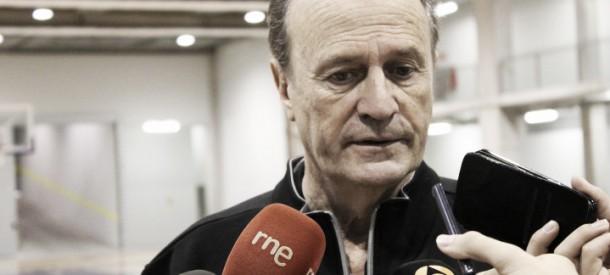 """Aíto Gª Reneses: """"El del Valencia será el partido más difícil hasta ahora"""""""