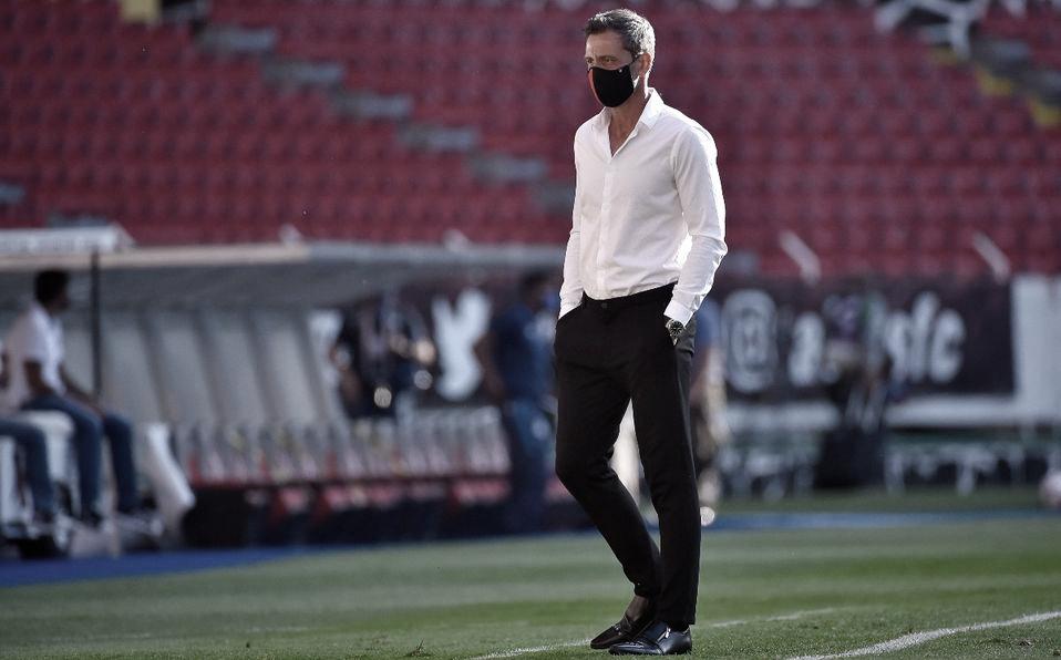 """Diego Cocca manda mensaje a la afición de Atlas: """"Les pido paciencia"""""""