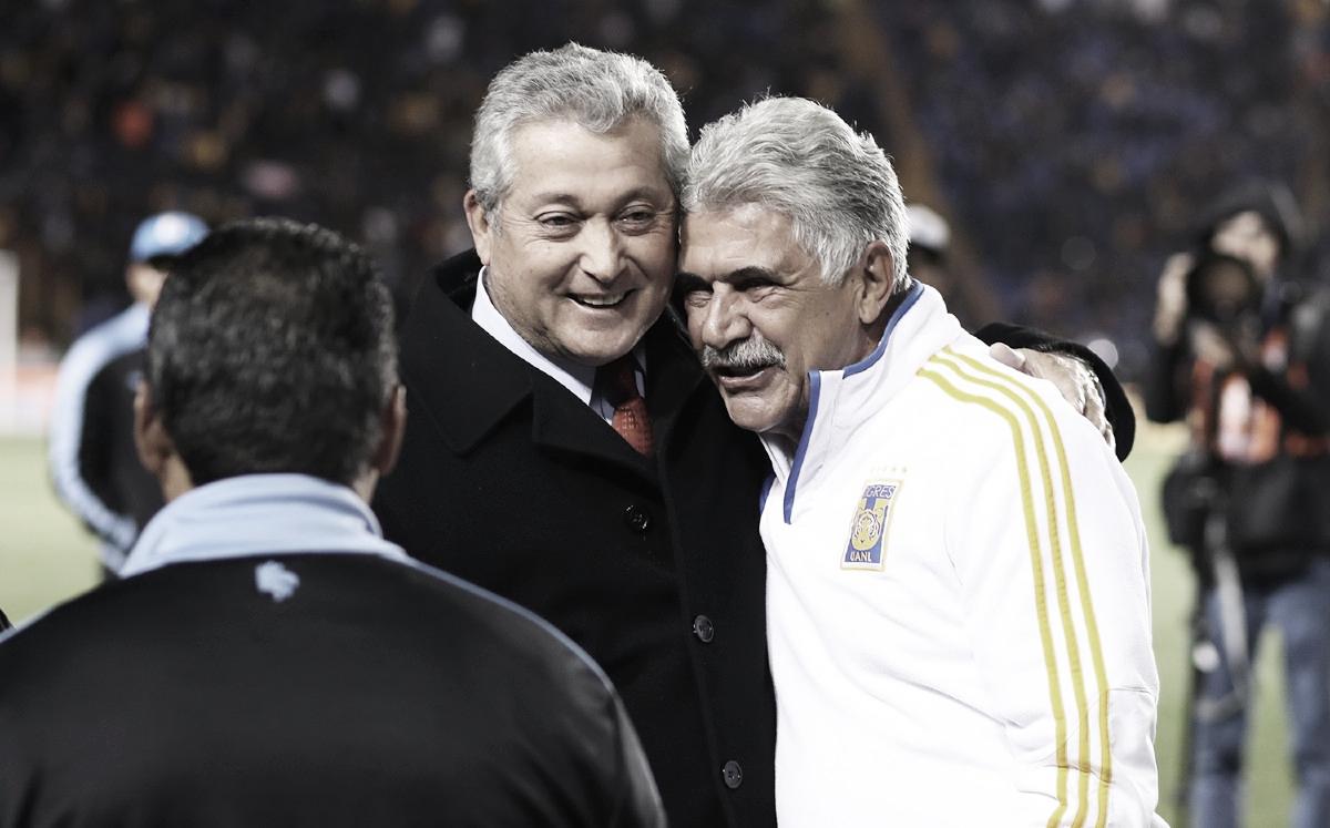 "Víctor Manuel Vucetich elogia la carrera del ""Tuca"" Ferretti"