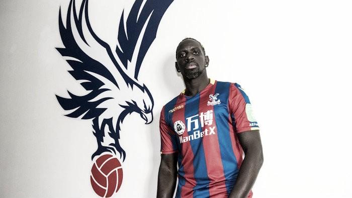 Sakho es jugador del Crystal Palace