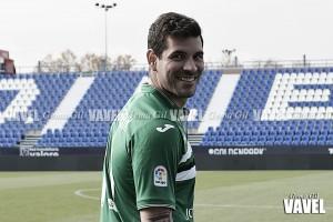 Iago Herrerín, elegido MVP del partido ante el Villarreal