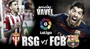 Previa Sporting - FC Barcelona: sobrevivir sin Messi