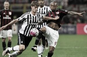 Как «Милан» принимал дома «Ювентус»