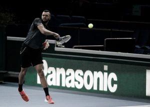Masters 1000 Paris : Pouille crée l'exploit, Federer a bataillé