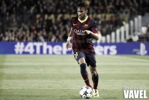 Ojo con... Neymar, el hombre del regate