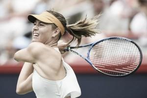 WTA Rogers Cup: Maria Sharapova loses just two games, eases past Daria Kasatkina