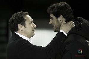 """Eusebio Sacristán: """"Felicito a los jugadores por saber leer el partido"""""""
