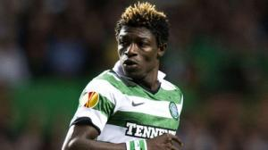 Celtic Striker Bangura Sidelined Once Again