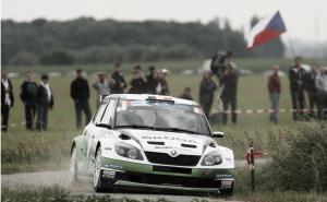 Freddy Loix lidera el Ypres Rally sin oposición