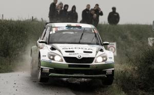 Loix logra su octavo Ypres Rally