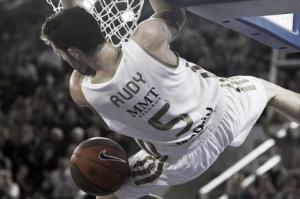 Rudy, jugador más espectacular de la Liga