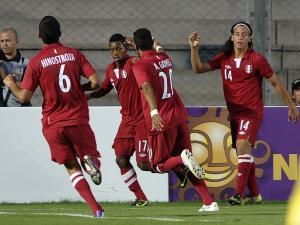 Sub 20: Perú clasifica al hexagonal final y elimina a Brasil