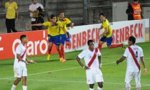 Sub 20: Perú deja escapar la chance ante Ecuador