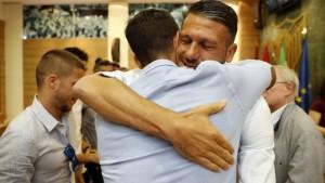 """Demichelis anuncia su retirada: """"Terminar mi carrera en el Málaga es un sueño"""""""