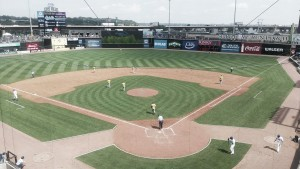 Sioux Falls Canaries defeat St. Paul Saints 6-3
