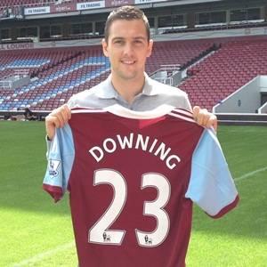 Downing se muda al este de Londres