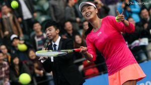 WTA Shenzhen : finale 100% Chinoise
