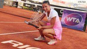 WTA Rio, titolo a Sara Errani