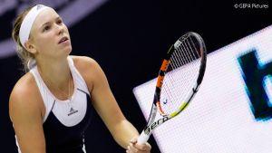 WTA Linz, fuori anche Camila Giorgi. Wozniacki soffre ma avanza e oggi sfida Flipkens