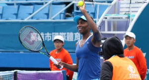 WTA Kaohsiung: Venus Williams Battles Past Anastaija Sevastova In Titanic Quarterfinal Battle
