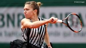 Roland Garros - Avanzano Halep, Muguruza e Kvitova