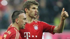 """Muller: """"Spero che il Pallone d'oro lo vinca Ribery"""""""