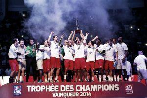Le PSG s'offre le Trophée des Champions devant Dunkerque